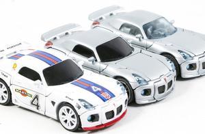 变形金刚G1赛车跑车漂移车机器人玩具