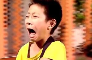 刘星自己撞杆子上,还以为被人打了,刘星这表情看一遍笑一遍!