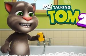 手游:我的会说话的汤姆猫2 经典掌上宠物小游戏 游戏攻略
