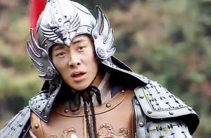 杨宗保来要降龙木,故意把脸涂的黑不溜秋,穆桂英说他是冒牌货