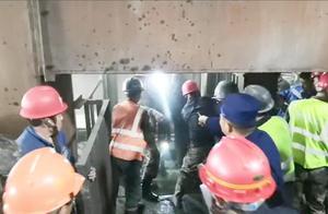 黑龙江逊克铁矿透水事故最新进展:井下还有9人 已与4人取得联系