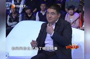 """陈光标名片高调印着""""中国首善"""",面对作秀质疑,陈光标现场回击"""