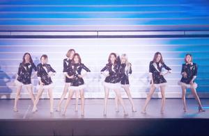 韩国神腿组合少女时代,九人时期的巅峰神曲!至今无人能取代!