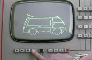成龙拍摄《快餐车》是1984年,在当年居然就有这么豪华的车,牛