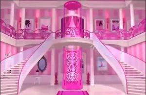 芭比之梦想豪宅:通过芭比等人的不懈努力,成功从梦想屋里逃出来