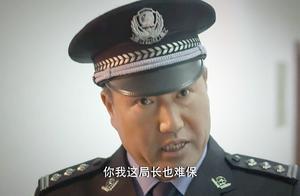 老刑警竟犯下这么严重的错误,连局长都无能为力