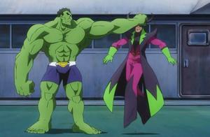 天雷碟:绿巨人浩克被召唤了出来,炼金术失灵了!