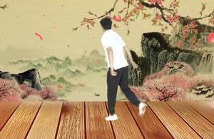 鬼步舞基础步串烧《大螃蟹后飘提腿步》,老师背面一步步教,实用