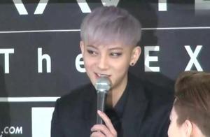 EXO成员出席活动 黄子韬真的很耀眼