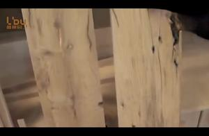 木头会变色,就和变色龙一样!