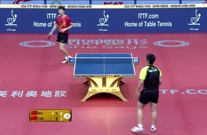樊振东接发球有一项技术短板,打不好和送分一样!-乒乓国球汇