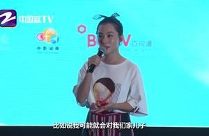刘璇自爆是虎妈 透露二胎的计划