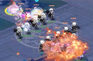 梦幻西游:154届武神坛小组赛钓鱼岛连续吓退两个队伍,不战而胜