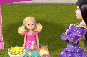 芭比之梦想豪宅:小凯丽可不好惹,拉奎尔还敢撩虎须,坑不死你啊