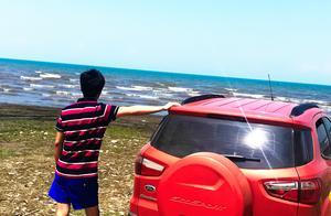 青海自驾游,到达青海湖,去湖边可以不花钱