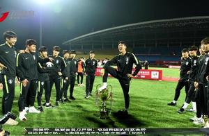 """韩国队就侮辱行为道歉 """"熊猫杯""""奖杯被收回"""