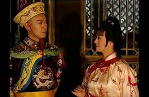 戏说乾隆:皇上又见金无箴,看得出他很紧张金无箴与岑九的关系