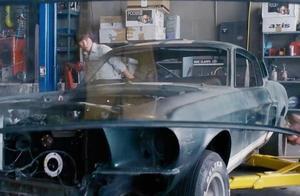 速度与激情:看东京车神,如何将废铜烂铁改装成急速超跑,真炫酷