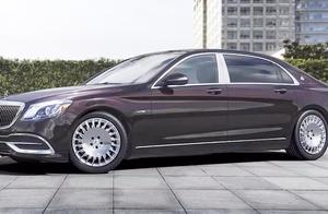 2020款梅赛德斯S级迈巴赫外观内饰与动态驾驶