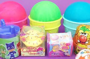 儿童色彩启蒙,巧克力奇趣蛋,惊喜玩具,亲子游戏早教
