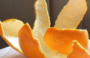 橘子皮不要扔,倒点白醋泡一泡,作用不小,学到就是赚到