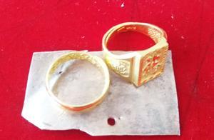 黄金造假!50%黄金兑50%的铜,会是什么样子?实验证明!
