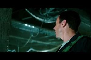忍者神龟:这个人类太强了,神龟差点被秒杀