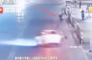 男子车祸被撞飞不省人事 过路护士教科书式救援挽回一条命