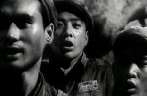 《上甘岭》最激昂最经典的片段就在这里:我的母亲 我的祖国!