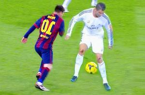 本赛季被梅西过掉的巨星们,球场上还有谁能防的住那个老五