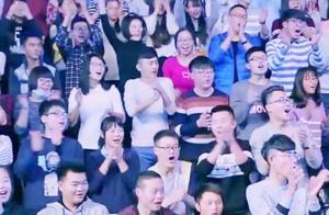 最强大脑:太刺激了!小伙完成变态难度项目,全场观众欢呼鼓掌!