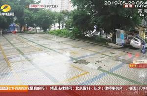 女子驾车致五车受损,民警赶到现场,发现更危险的事还在后面!