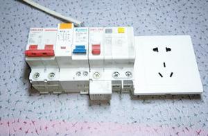 漏电保护器跳闸了,教你一招,不用请电工,跳闸故障一看便知