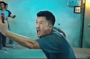 杀破狼2:小警察艺高人胆大,一己之力闹翻整个监狱!