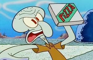 《海绵宝宝》章鱼哥最帅的一集,这就是欺负我好朋友的下场