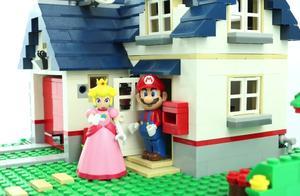 马里奥玩具故事,桃卡丁车事故,意外发生