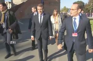 """马克龙默克尔等欧洲领导人表示 不会追随美国对华为的""""禁令"""""""