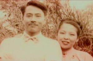 在相识半个月时叶浅予和戴爱莲结婚了,两人年龄相差9岁