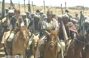 这个扎兰丁也是花剌子模最后的勇士,可惜时不与他碰上了成吉思汗