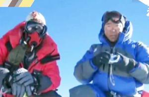 珠峰峰顶空气稀薄不及海平面三分之一 8000米以上被称为死亡区