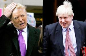 尴尬!特朗普一心干涉英国内政 邀约鲍里斯会谈 却惨遭无情拒绝