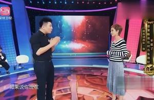 张雪峰和漂亮姐姐台上辩论,现场争论好激烈,张雪峰碰上对手了~