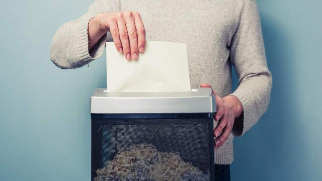 碎纸机的使用方法及步骤