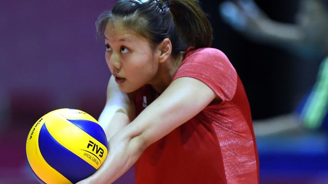 中国女排的五连冠是什么