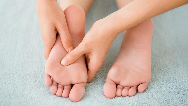 怎么保养脚