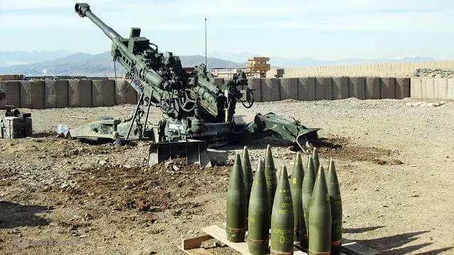 155mm榴弹炮的杀伤面积一般是多少