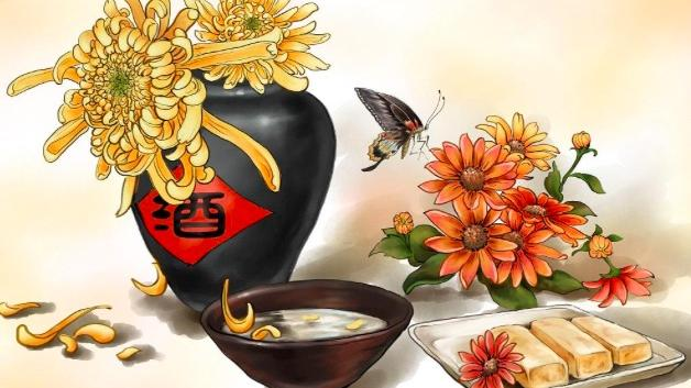 有关重阳节的古诗词或经典佳句有哪些 古诗词佳句