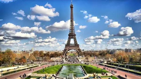 世界各国最具有代表性的建筑
