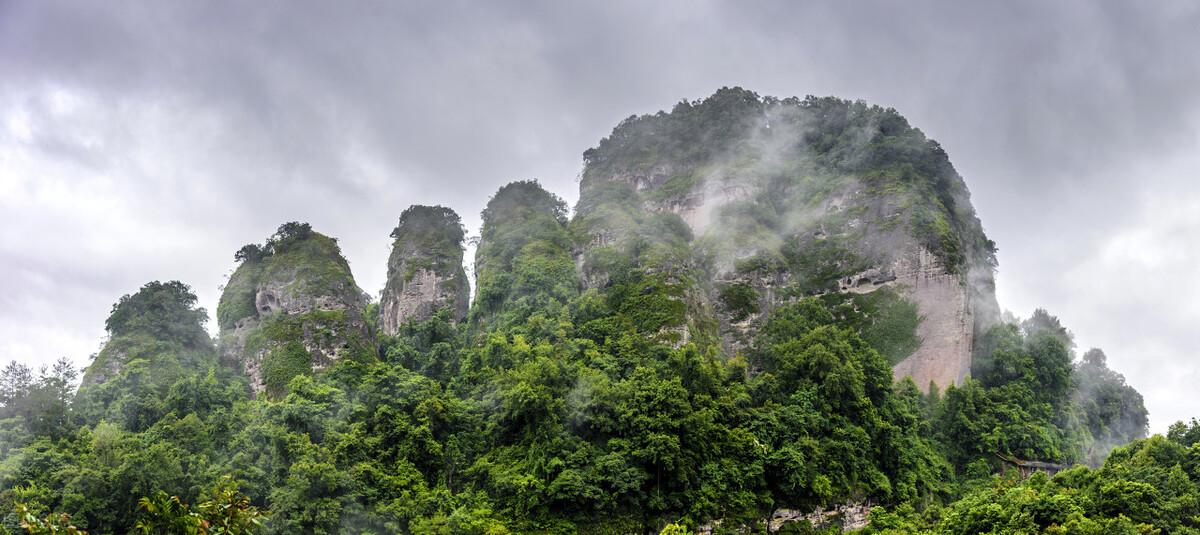 推荐一条环粤东、闽西、赣南客家山水文化的旅行路线