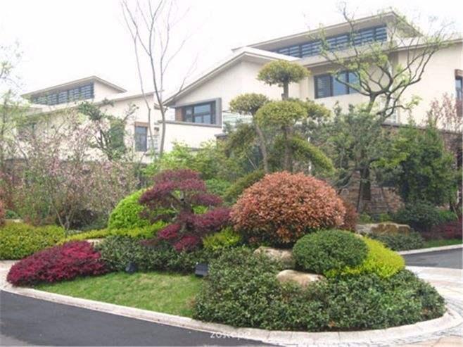 植物造景在私家庭院景觀設計中的應用